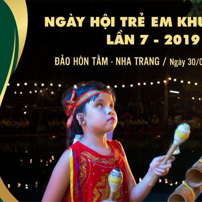 MerPerle Hon Tam Resort Owner Holds the 7th Annual Disabled Children Day